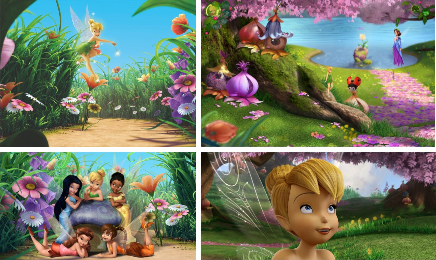 Tinker Bell Outono