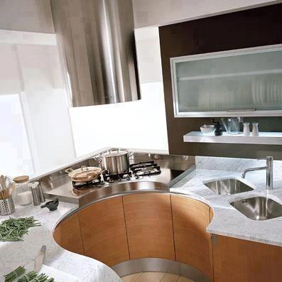 ideia para cozinha pequena
