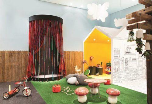 ideia para quarto de criança