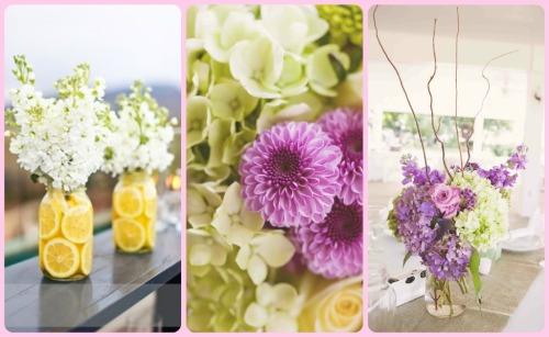 decor para casamento tema primavera