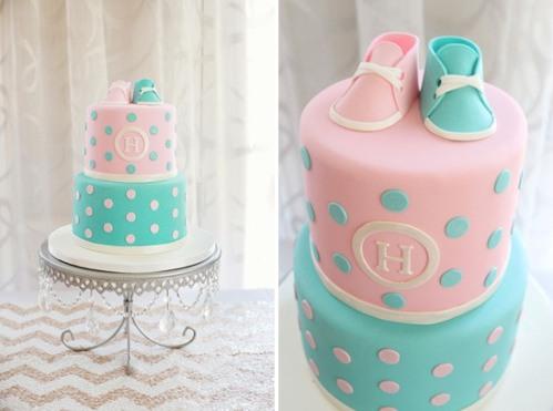 bolo-rosa-azul-para-cha-bebe